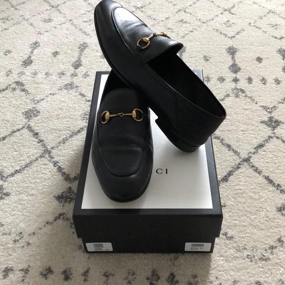 87d9162280b Gucci Shoes - Gucci Brixton Convertible Loafer mule Black